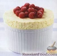 Фото к рецепту: Лимонное суфле