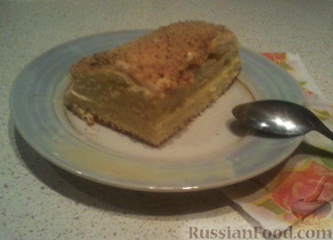 """Рецепт Сметанный торт """"Как в детстве"""""""