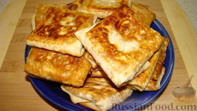 Рецепт Капуста в лаваше