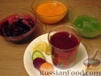 """Фото к рецепту: Овощной сок """"Чистое здоровье"""""""