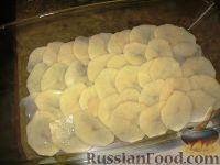 Фото приготовления рецепта: Картофельный гратен с овощами - шаг №3