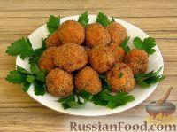 Фото к рецепту: Фрикадельки из семги
