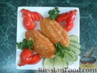 Фото к рецепту: Зразы картофельные
