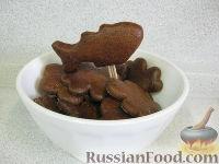 Фото к рецепту: Медовые пряники