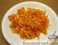 """Фото к рецепту: Салат """"Оранжевое настроение"""""""