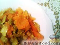Фото к рецепту: Овощи, тушенные в мультиварке