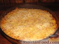 """Фото к рецепту: Картофельный """"Гато"""" (запеканка)"""