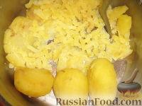 """Фото приготовления рецепта: Картофельный """"Гато"""" (запеканка) - шаг №2"""