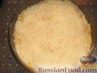 """Фото приготовления рецепта: Картофельный """"Гато"""" (запеканка) - шаг №11"""