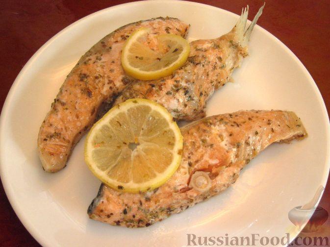 рыба рецепты с фото в пароварке