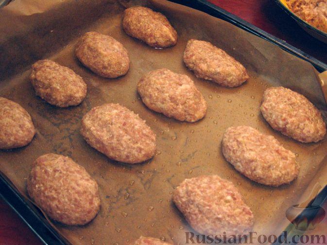 фасолевые котлеты в духовке рецепт с фото