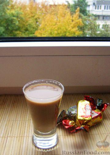 как сделать из спирта ликер в домашних условиях