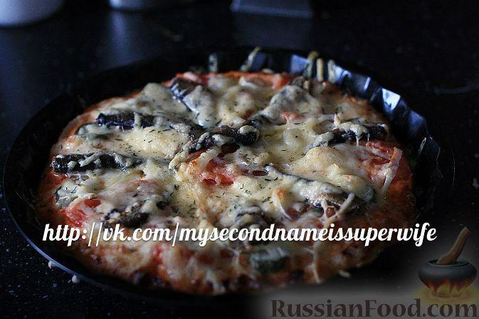 Рецепт Пицца со шпротами