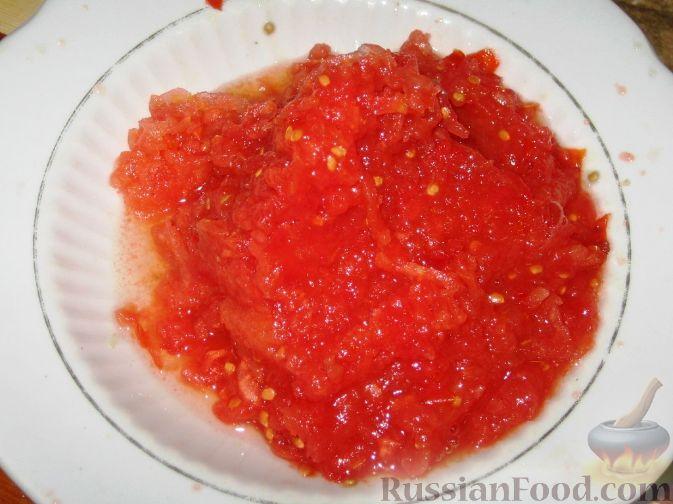 Фото приготовления рецепта: Суп с зелеными помидорами - шаг №5