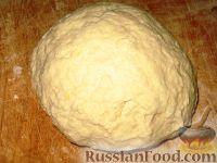 Фото приготовления рецепта: Картофельные язычки с капустой - шаг №1