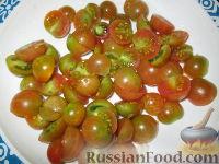 """Фото приготовления рецепта: Гарнир """"Цуккини и помидоры"""" - шаг №1"""