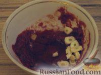 Фото приготовления рецепта: Куриный шашлычок в красном маринаде - шаг №3