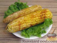 Фото к рецепту: Кукуруза по-мексикански