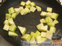 Фото приготовления рецепта: Пюре из картофеля и кабачков - шаг №3