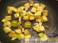 Фото приготовления рецепта: Пюре из картофеля и кабачков - шаг №4