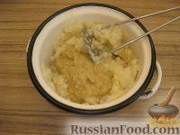 Фото приготовления рецепта: Пюре из картофеля и кабачков - шаг №8
