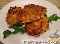 Фото к рецепту: Котлетки рисовые