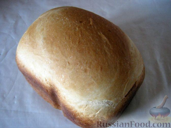 Рецепт Домашний хлеб из хлебопечки