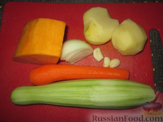 Как варить суп из фасоли красной для ребенка