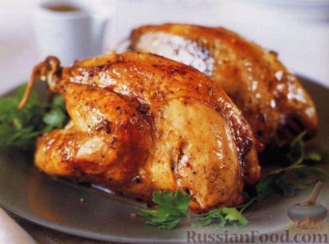 Рецепт Фазан, жаренный в духовке