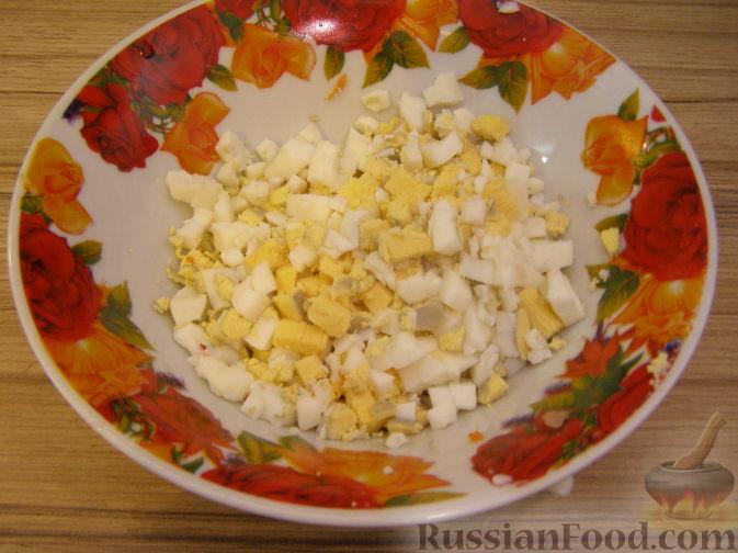 Салат оливье рецепт морковь