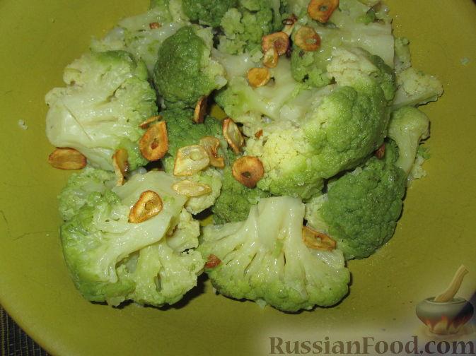 Как вкусно приготовить блюдо из цветной капусты