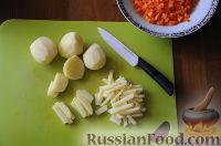 Фото приготовления рецепта: Кулеш украинский - шаг №5