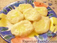 Фото к рецепту: Сырники вареные