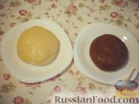 "Фото приготовления рецепта: Пляцок (торт) ""Секрет монашки"" (Sekret mniszki) - шаг №6"