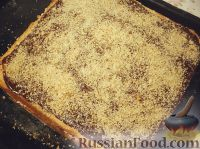 "Фото приготовления рецепта: Пляцок (торт) ""Секрет монашки"" (Sekret mniszki) - шаг №14"