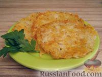 Фото к рецепту: Рёшти с сыром