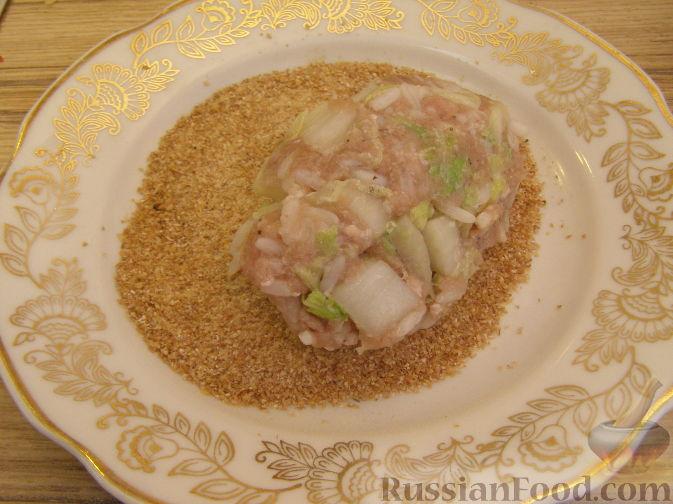 Ленивые голубцы рецепт с фото пошагово в кастрюле с рисом