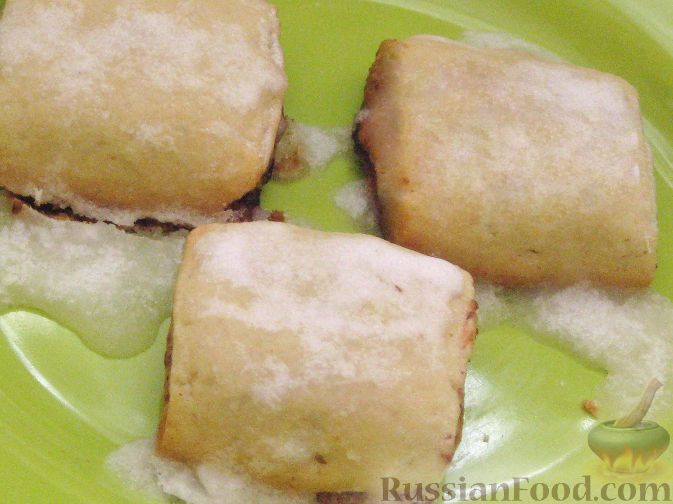 Рецепт Белая глазурь