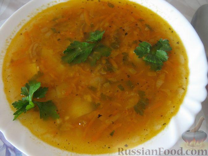 постный суп рецепт щи из