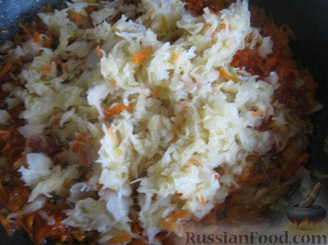 Фото приготовления рецепта: Творожно-сметанный десерт с апельсином и кукурузными хлопьями - шаг №12