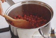 Фото приготовления рецепта: Ветчина с клюквенным соусом - шаг №5