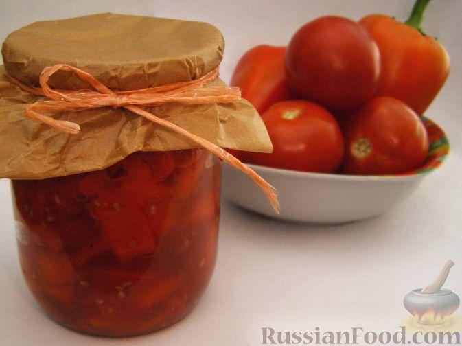 Рецепт Лечо болгарское