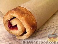 Фото к рецепту: Бисквит для рулета