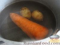 Фото приготовления рецепта: Салат «Мимоза» - шаг №3