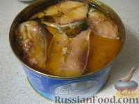 Фото приготовления рецепта: Салат «Мимоза» - шаг №9