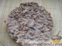 Фото приготовления рецепта: Салат «Мимоза» - шаг №10