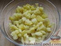 Фото приготовления рецепта: Салат «Мимоза» - шаг №12
