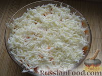 Фото приготовления рецепта: Салат «Мимоза» - шаг №16