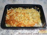Фото к рецепту: Запеканка из курицы и картофеля
