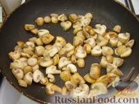 Фото приготовления рецепта: Паштет из куриного филе с грибами - шаг №3